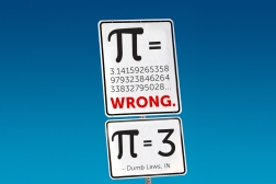Everything you think you know about pi is wrong.