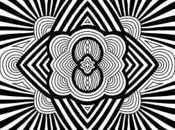 Cool Mandala Drawing 15