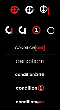 Condition 1 logo designs